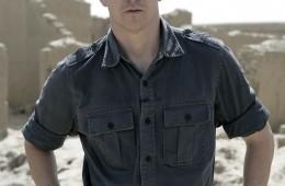 Anderson Cooper front profile