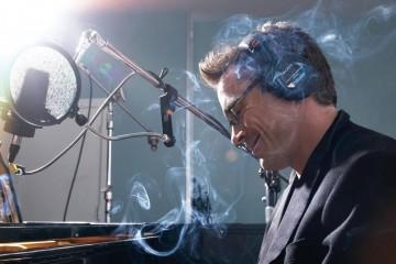 Robert Downey Jr front profile