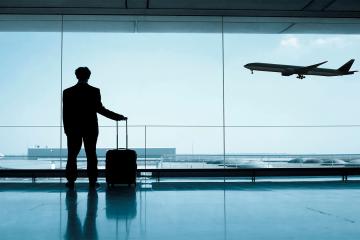 passenger wait for flight