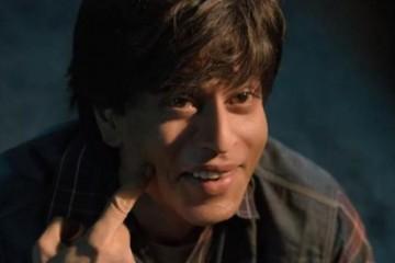 Shahrukh Khan smile face front profile