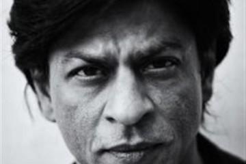bollywood king shahrukh khan front profile