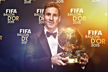 Lionel Messi win best footballar of tha year profile