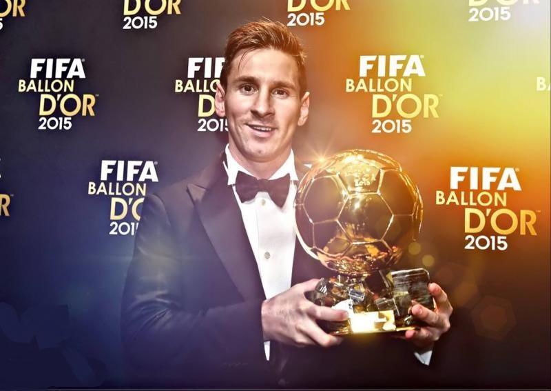 Lionel Messi win best footballar of tha year profile