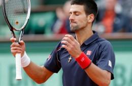 Novak Djokovic font profile