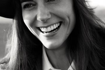 British Vogue cover kate midelton front profile