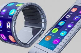wearable smartphones front profile