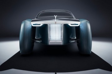 Rolls-Royce 103EX front profile