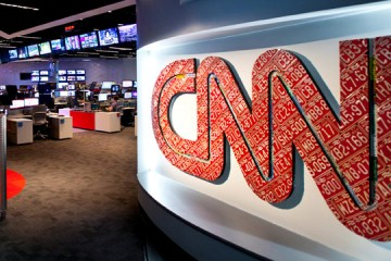 CNN news room profile