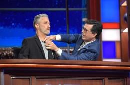 American activist, comedian Jon Stewart