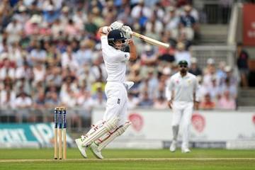 batsman play cover drive