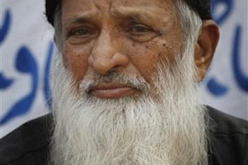 Abdul Sattar Edhi front profile