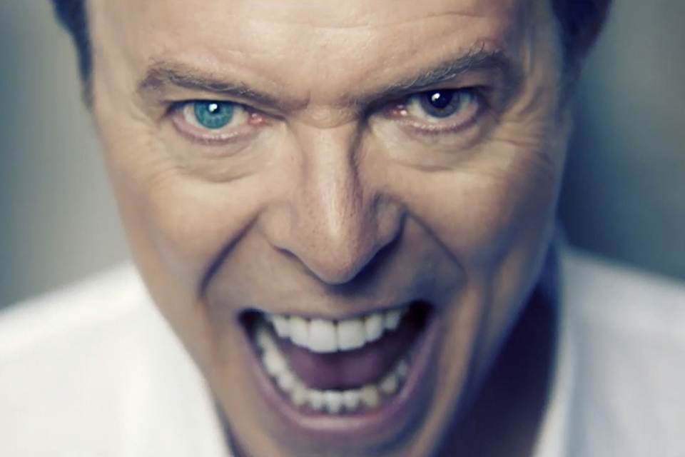 David Bowie english singer