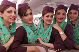 PIA cabin crew