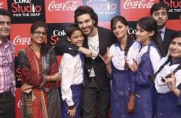 Ahsan Khan in Coke Studio