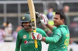 Pakistan batsman sharjeel khan babar azam profile