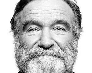 Hollywood comedian Robin Williams