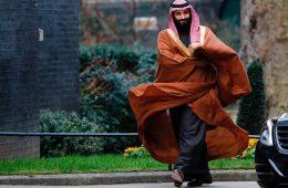 Crown Prince Bin Salman