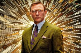 Daniel Craig Poster from Knives Out