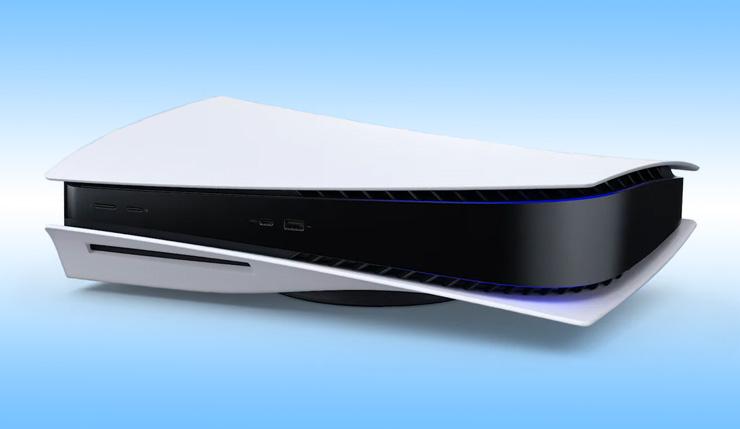 Sony PlayStation 5 image leak
