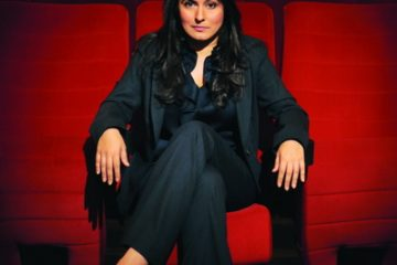 Sharmeen Obaid-Chinoy director of Ms Marvel front profile