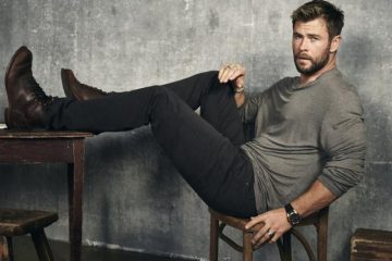 Chris Hemsworth Signs Huge Four Film Deal with Netflix