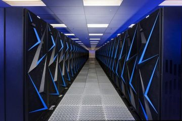 Sierra supercomputer mainframe by Microsoft