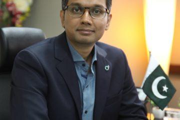 Syed Haris Raza CEO Gerrys Dnata
